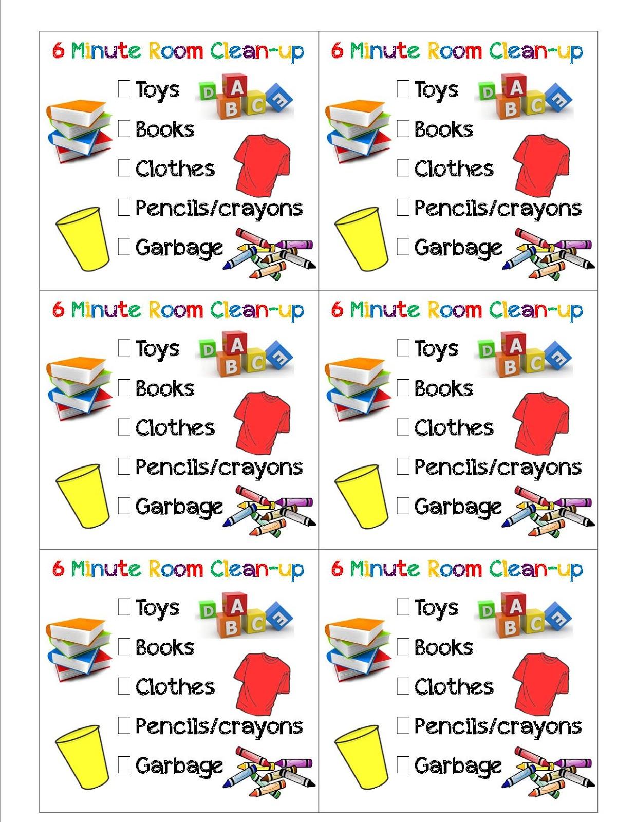Jewish Homeschool Blog  Clean Your Room