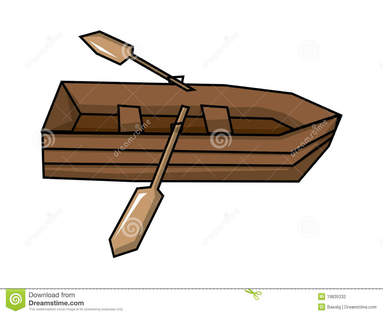free clip art rowboat - photo #32