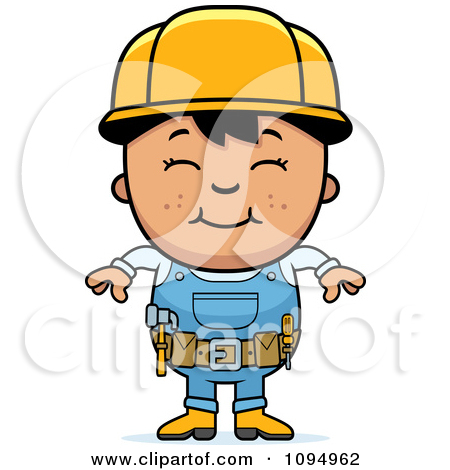 Royalty Free  Rf  Clipart Of Odd Jobs Illustrations Vector Graphics