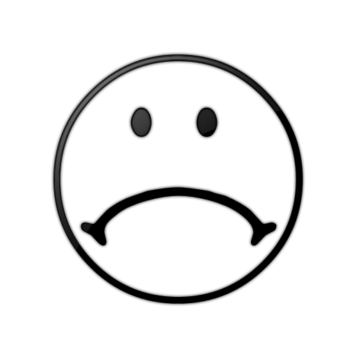 Sad Face Icons