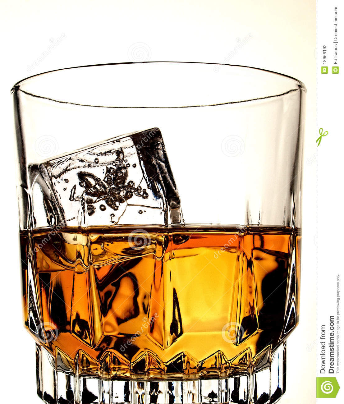 Whiskey Bottle   Glass Abstract Stock Photography   Image  18966192