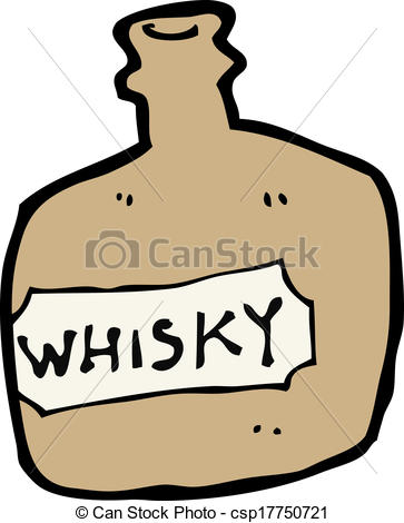 Whiskey Clipart Can Stock Photo Csp17750721 Jpg
