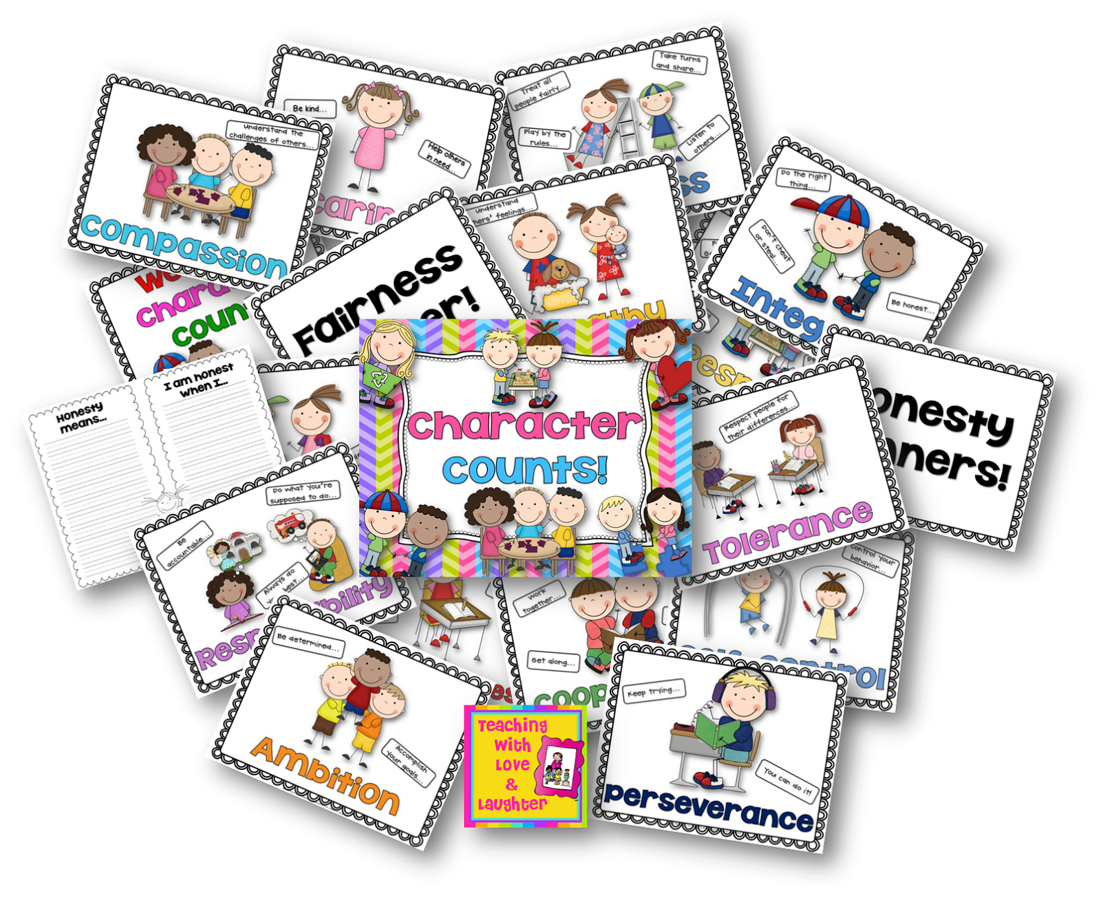 Character Education Citizenship Activities
