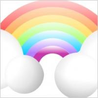 Free Vector Vector Clip Art Rain Cloud Clip Art