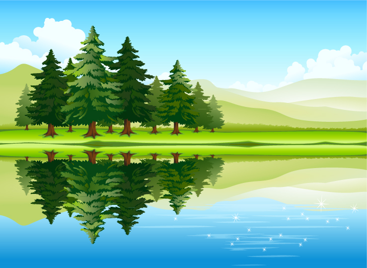 Lake Forest   Free Vector Graphic Download