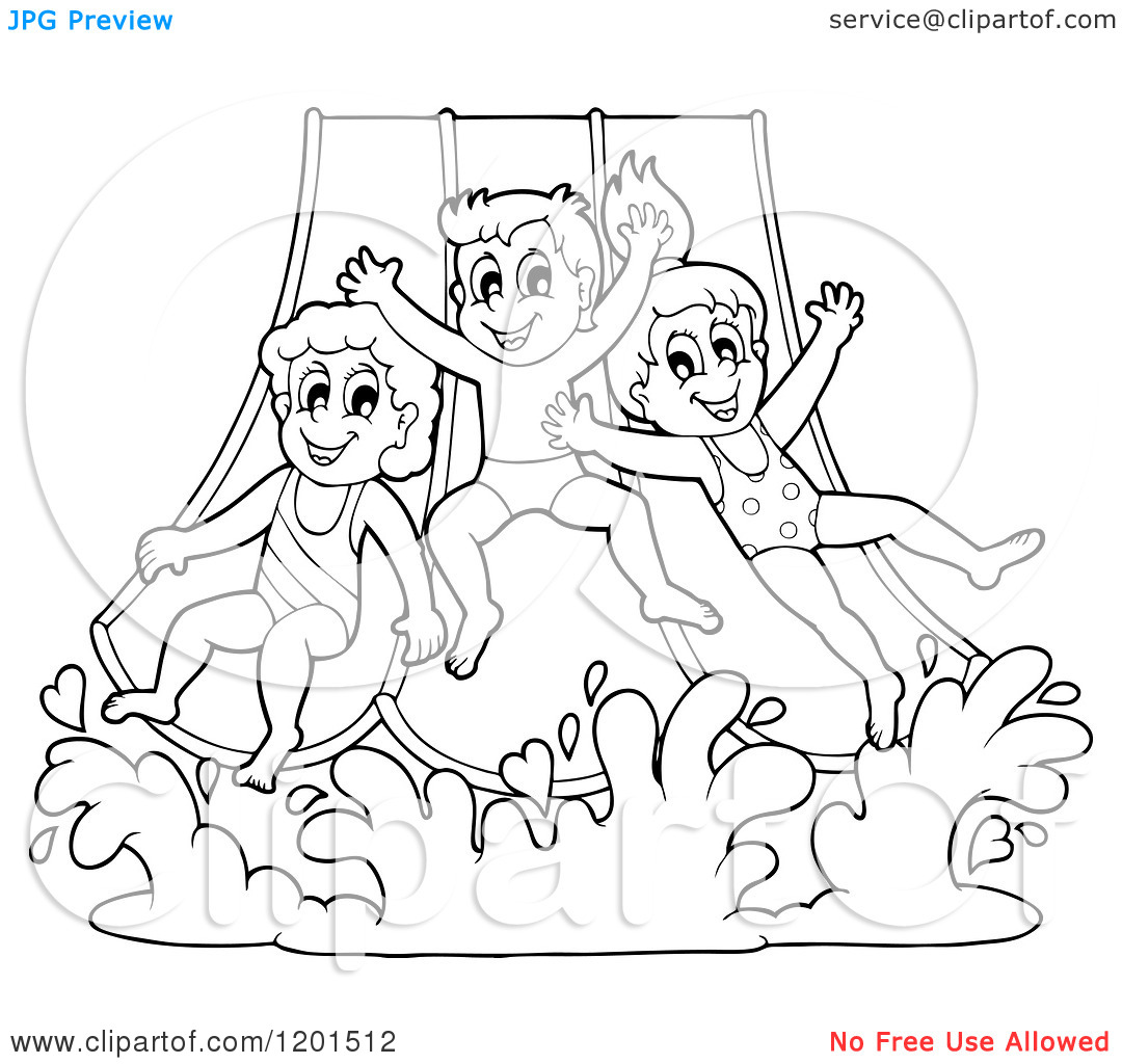 Water Safety Coloring Pages For Kids Tattoos #bgre4T - Clipart Kid