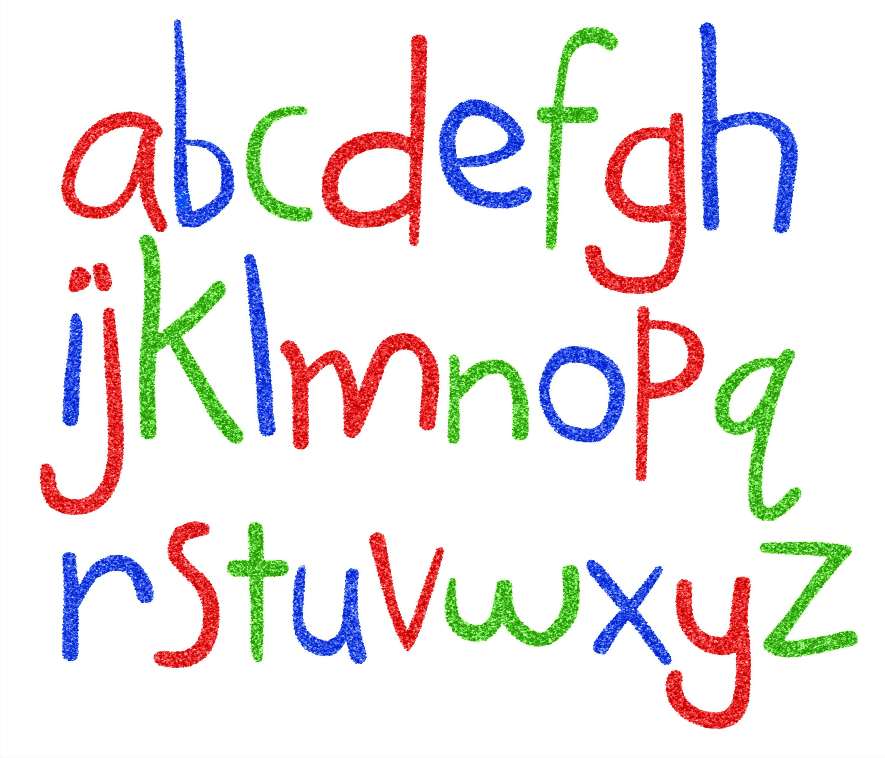 images clipart alphabet - photo #16