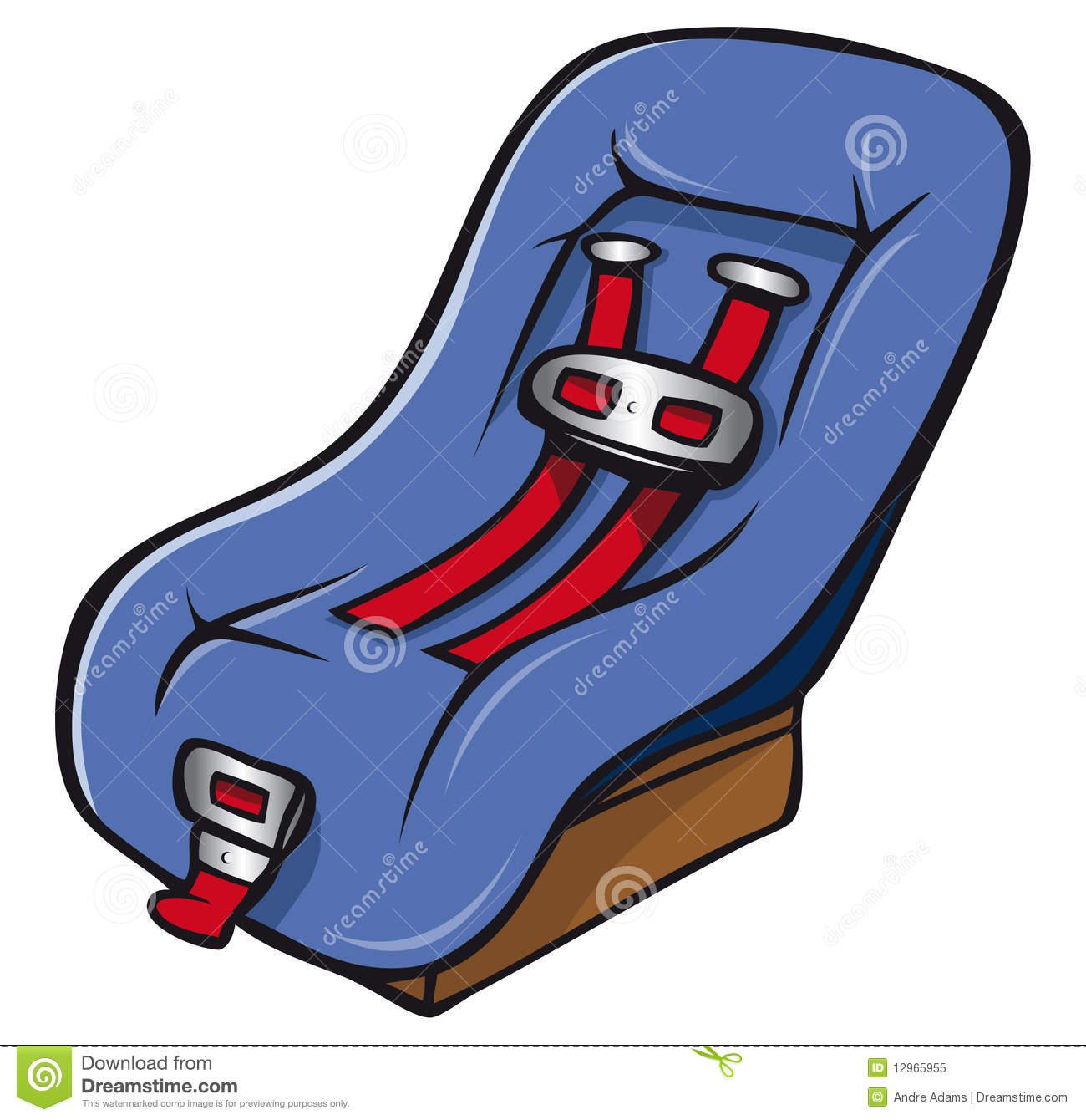 car seat clipart - photo #8