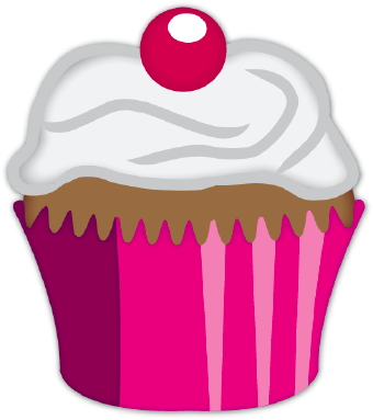 cute cupcake outline clipart clipart suggest cute cupcake clip art free white frosting my cute clipart cupcake