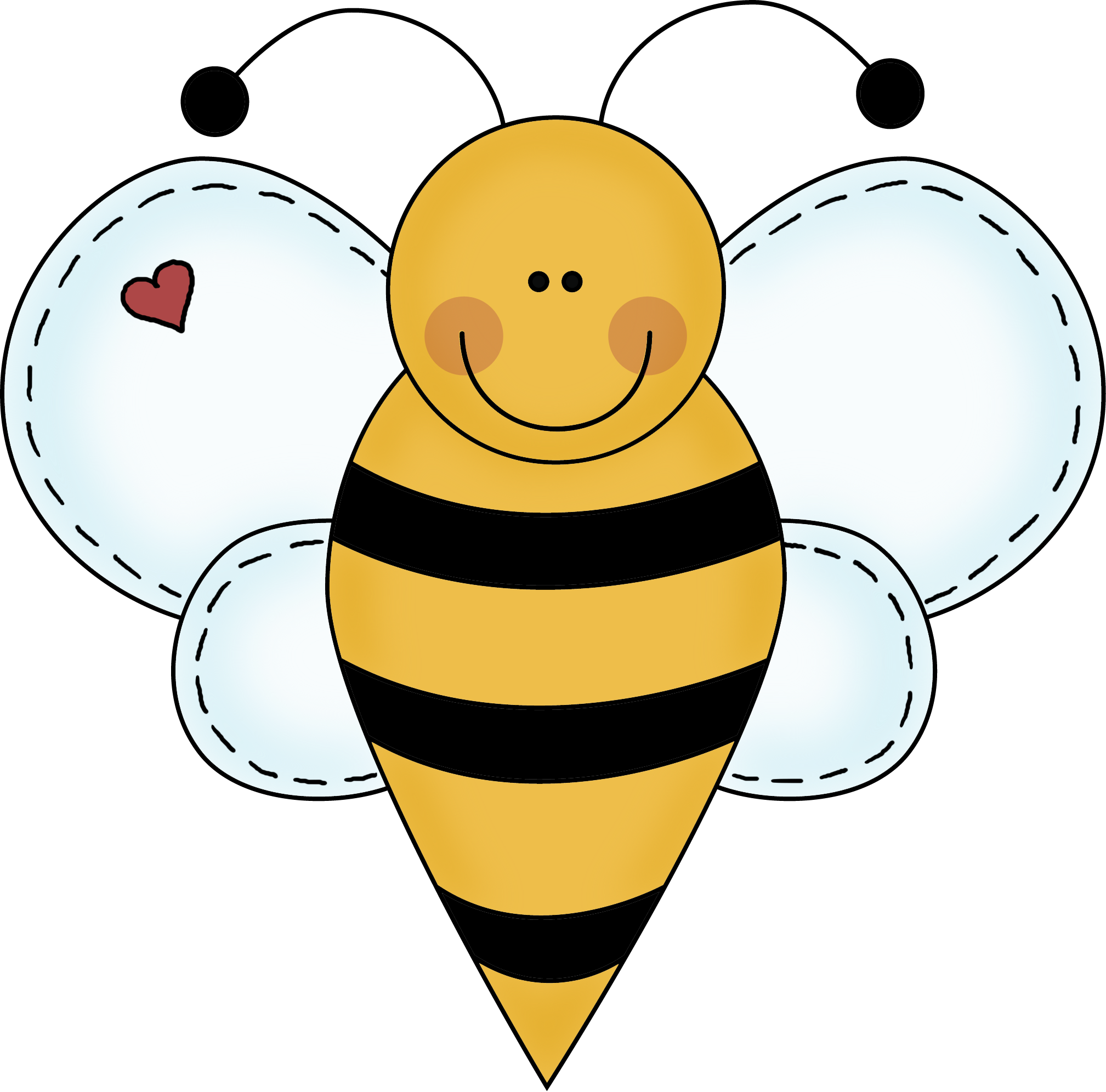 Cute Spelling Bee Clipart   Clipart Panda   Free Clipart Images