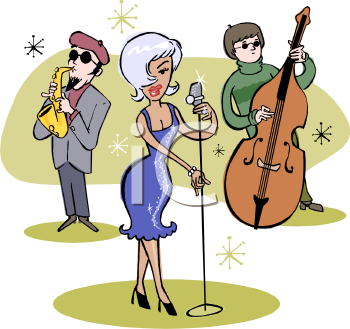 Jazz Band Clipart   Group Picture Image By Tag   Keywordpictures Com