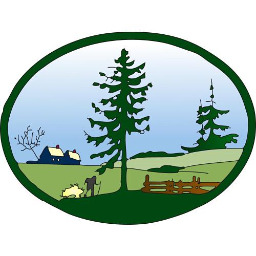 Free Landscape Clipart 020511  Vector Clip Art   Free Clipart Images