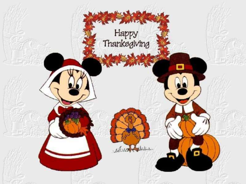 Mickey Mouse Thanksgiving   Get Domain Pictures   Getdomainvids Com