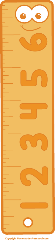 Home Free Clipart School Clipart School Ruler