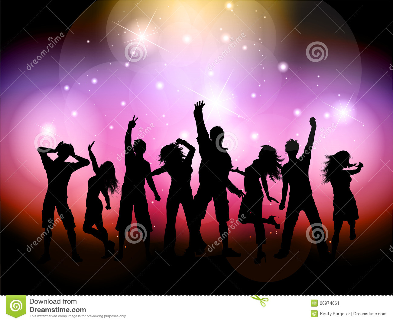 Party People Clipart Party People Background