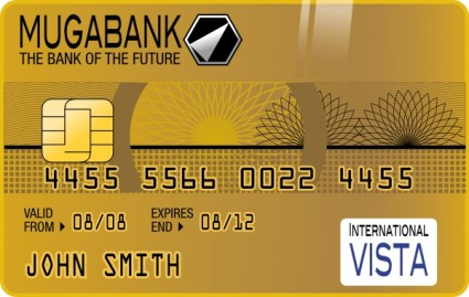 Share Golden Credit Card Clipart With You Friends