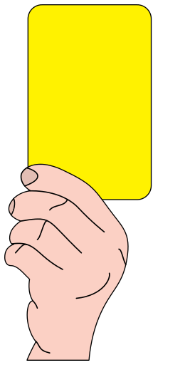 Share Referee Soccer Yellow Card Clipart With You Friends