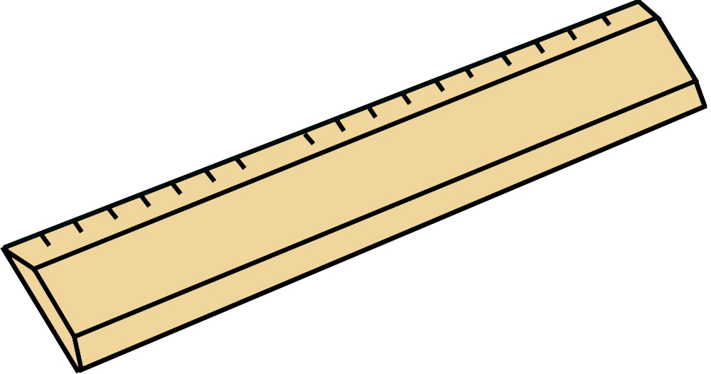 Yellow School Ruler   Clipart Panda   Free Clipart Images