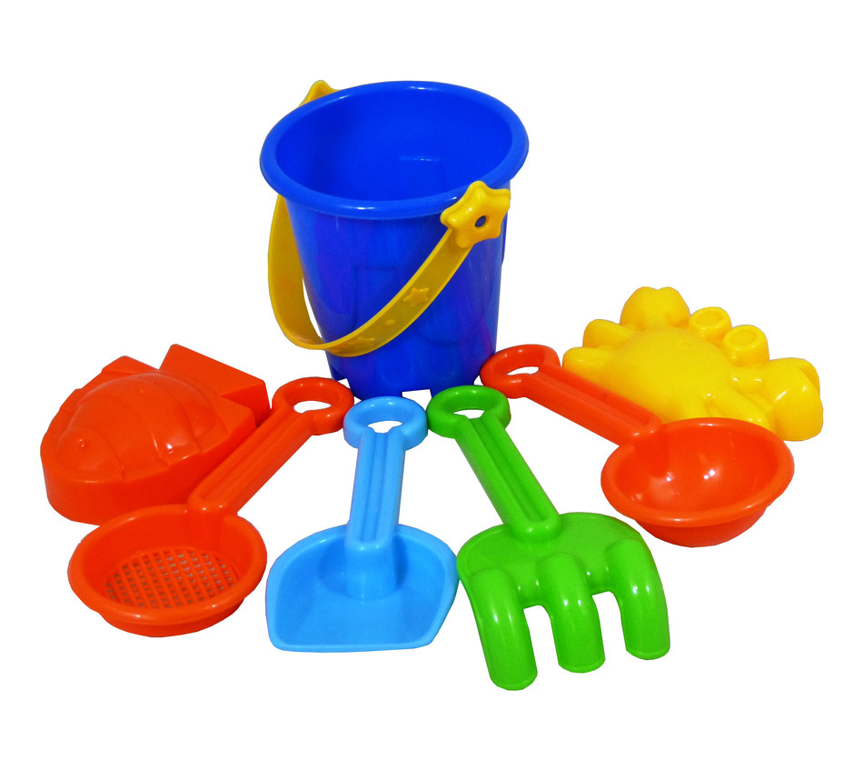 Sand Toys Clipart - Clipart Kid
