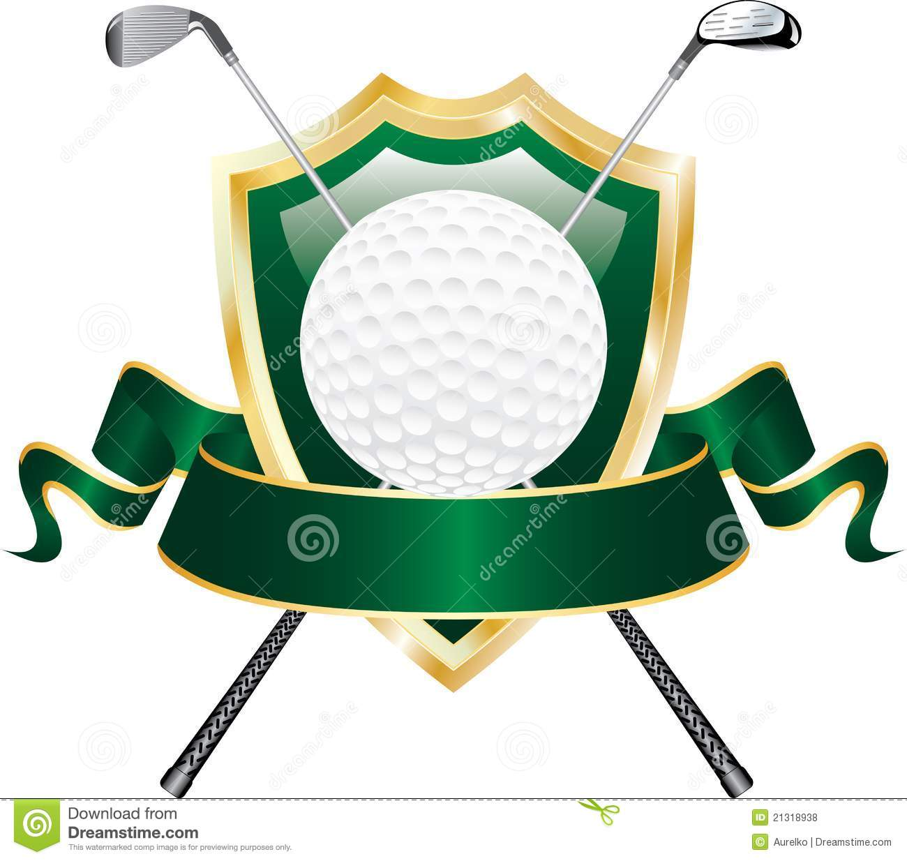 free golf clipart pictures - photo #19