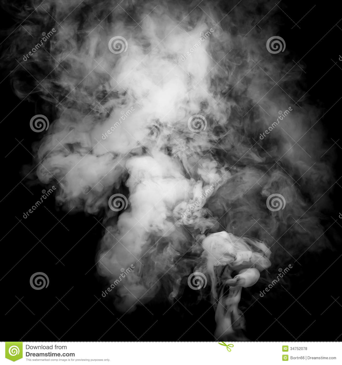 Smoke Royalty Free Stock Photos   Image  34752078