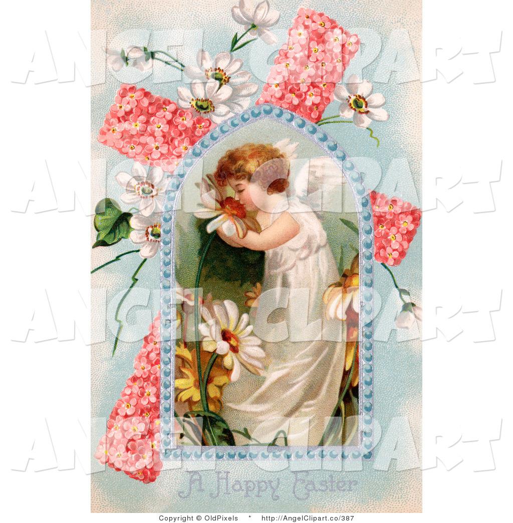Victorian Easter Clip Art