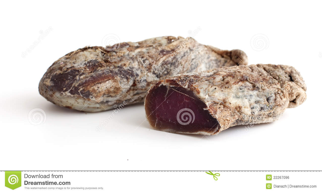 Home Dried And Salted Meat Royalty Free Stock Image   Image  22267096