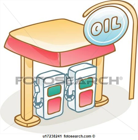 Oil Icons Gas Station Buildings Building Cutie Icon Icon View