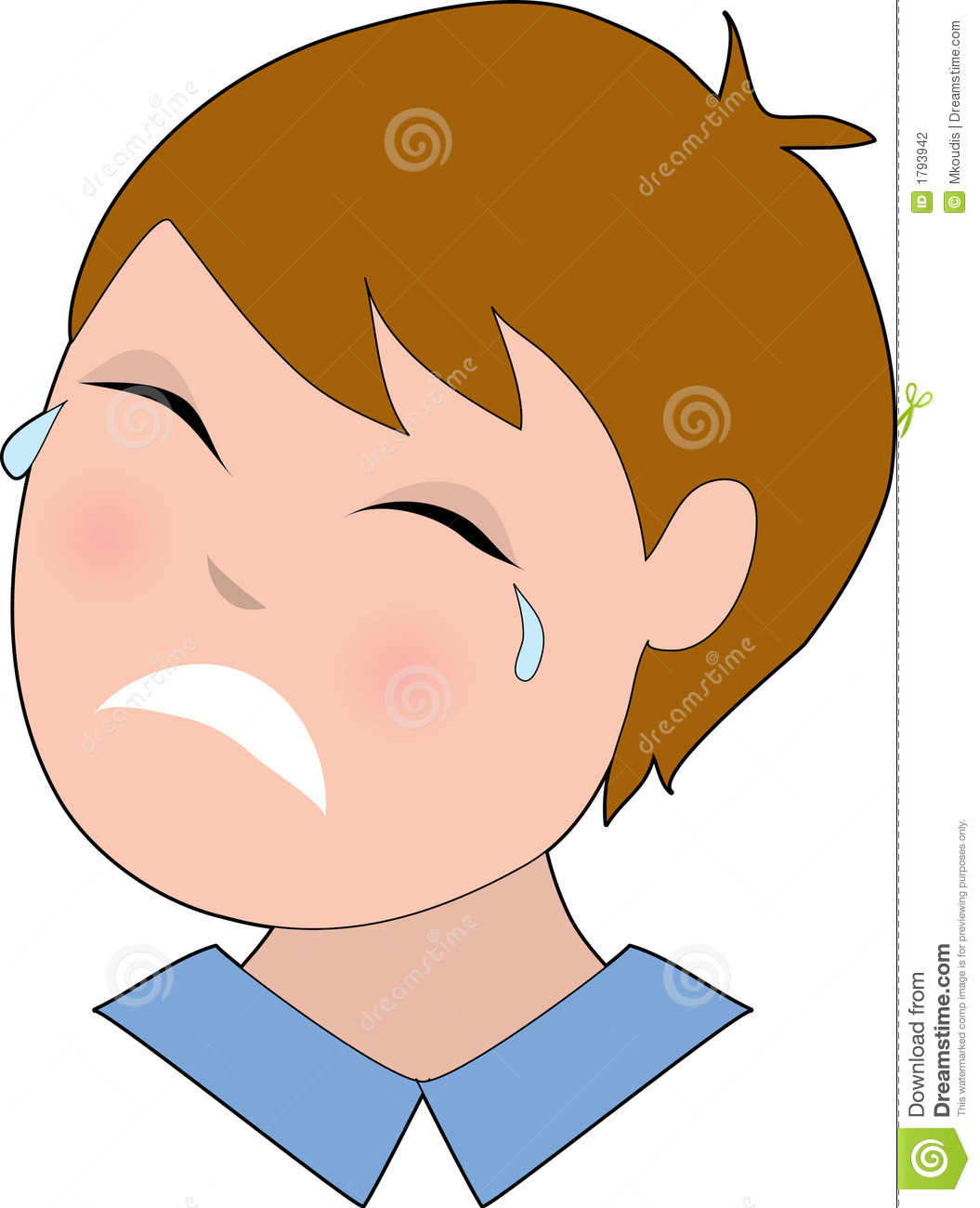 Man Crying Clipart - Clipart Suggest