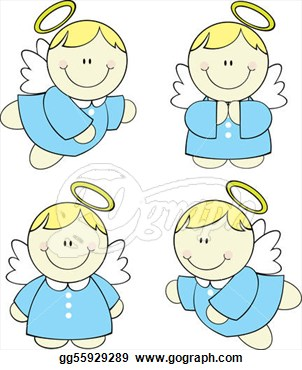 Baby Angel Clipart - Clipart Kid