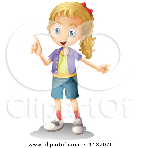 Royalty Free  Rf  Smart Girl Clipart Illustrations Vector Graphics