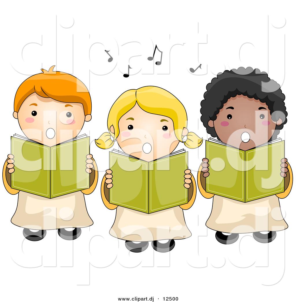 Male Choir Clipart - Clipart Suggest