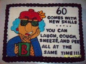 60th Birthday Cake Decorating Ideas   The Cake Lovers