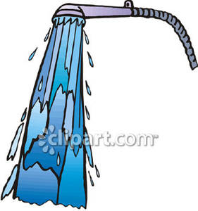 Water Spray Clipart