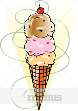 Chocolate Ice Cream Cone Clipart A Party In A Cone This Ice Cream