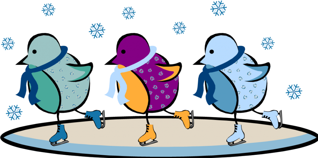 Ice Skating Clipart - Clipart Kid