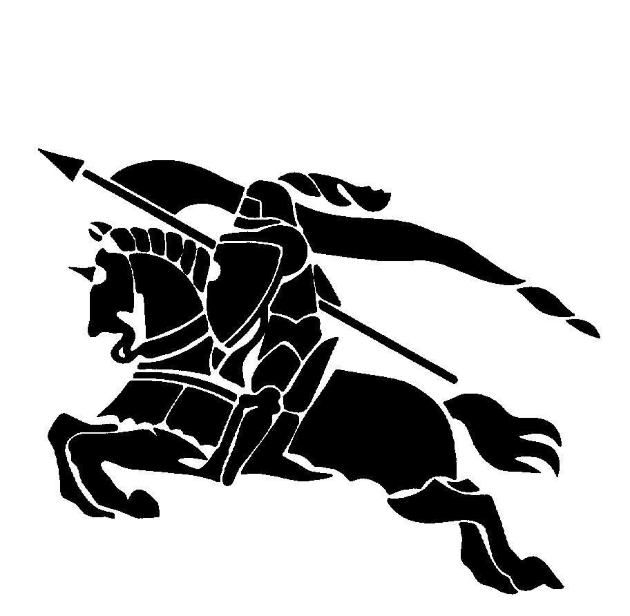 Knight Logo Clipart - ...