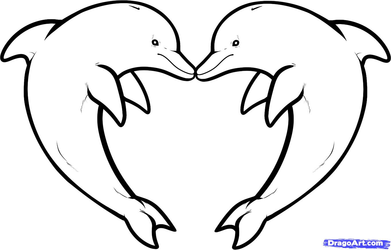 how to draw an impossible heart website easy with pictures