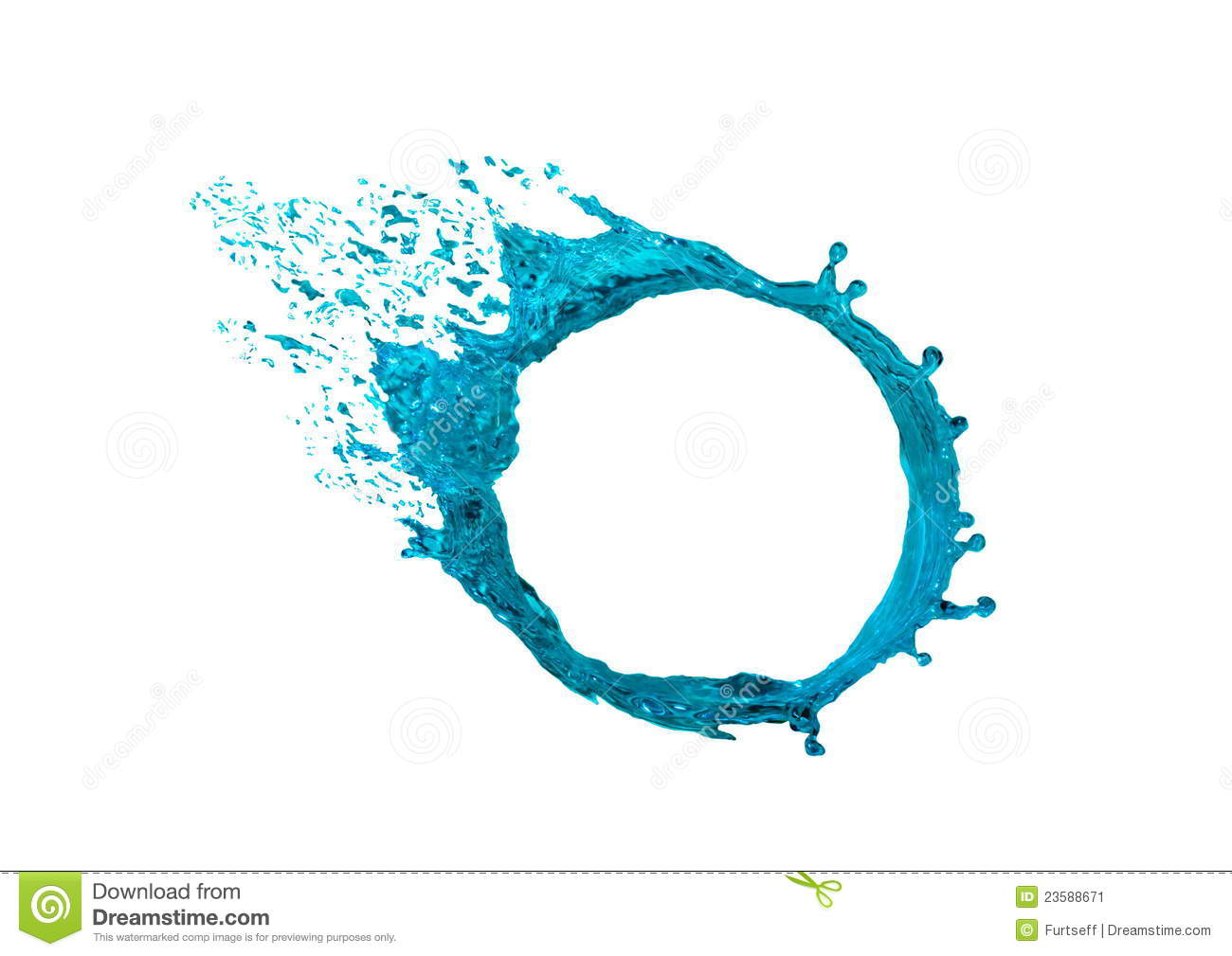 Water Spray Clipart Water Circle #NAVoAB - Clipart Kid