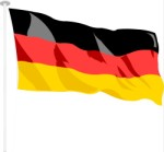 German Flag Clip Art Germany Flags   Clipart