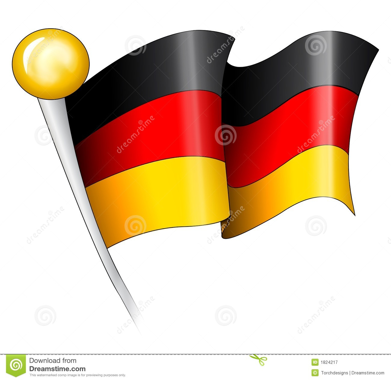 German Flag Clipart Images   Pictures   Becuo