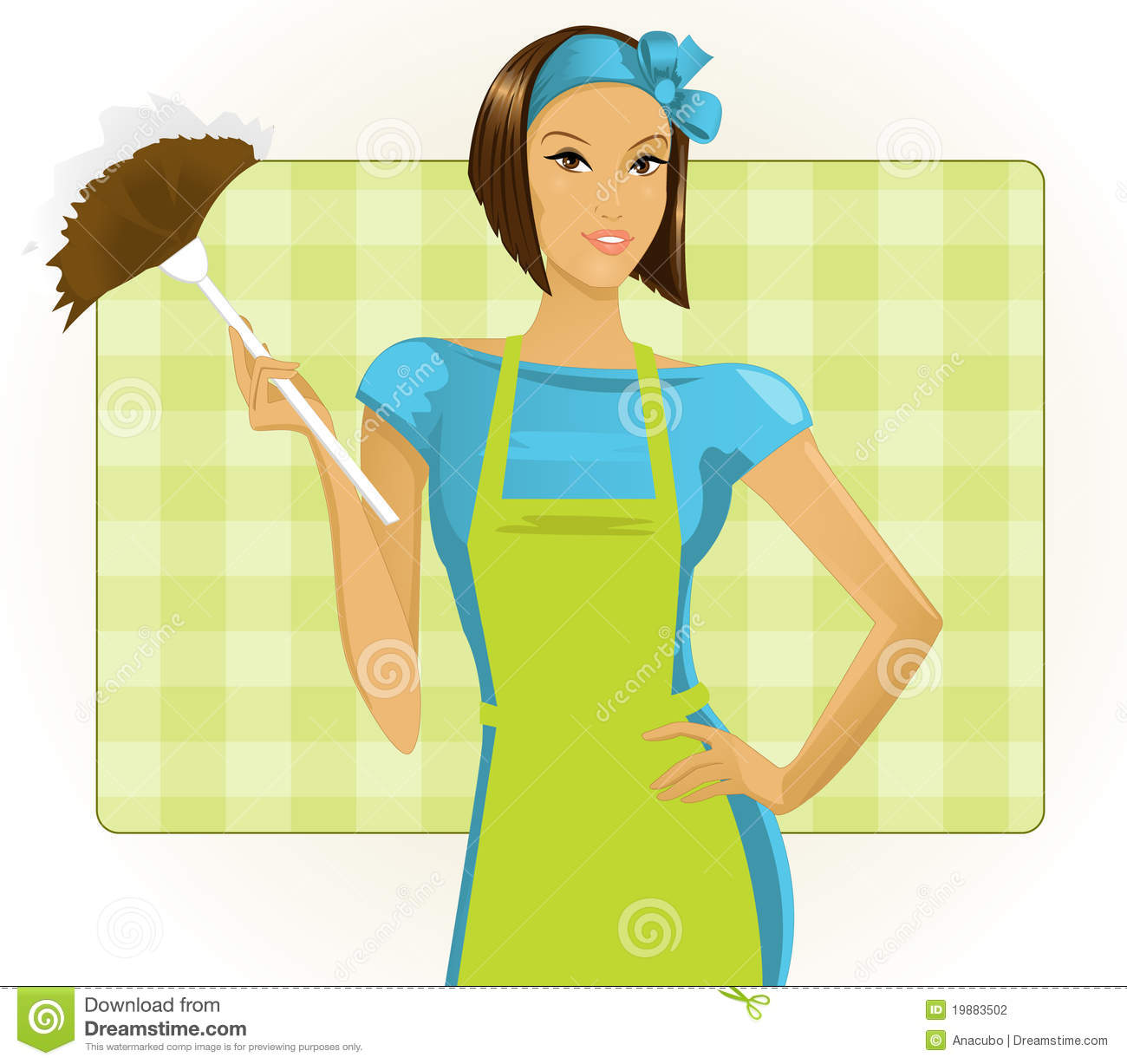 Maid Stock Photography   Image  19883502
