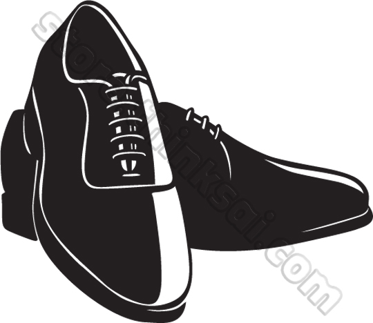 Men's Shoes Clipart - Clipart Kid