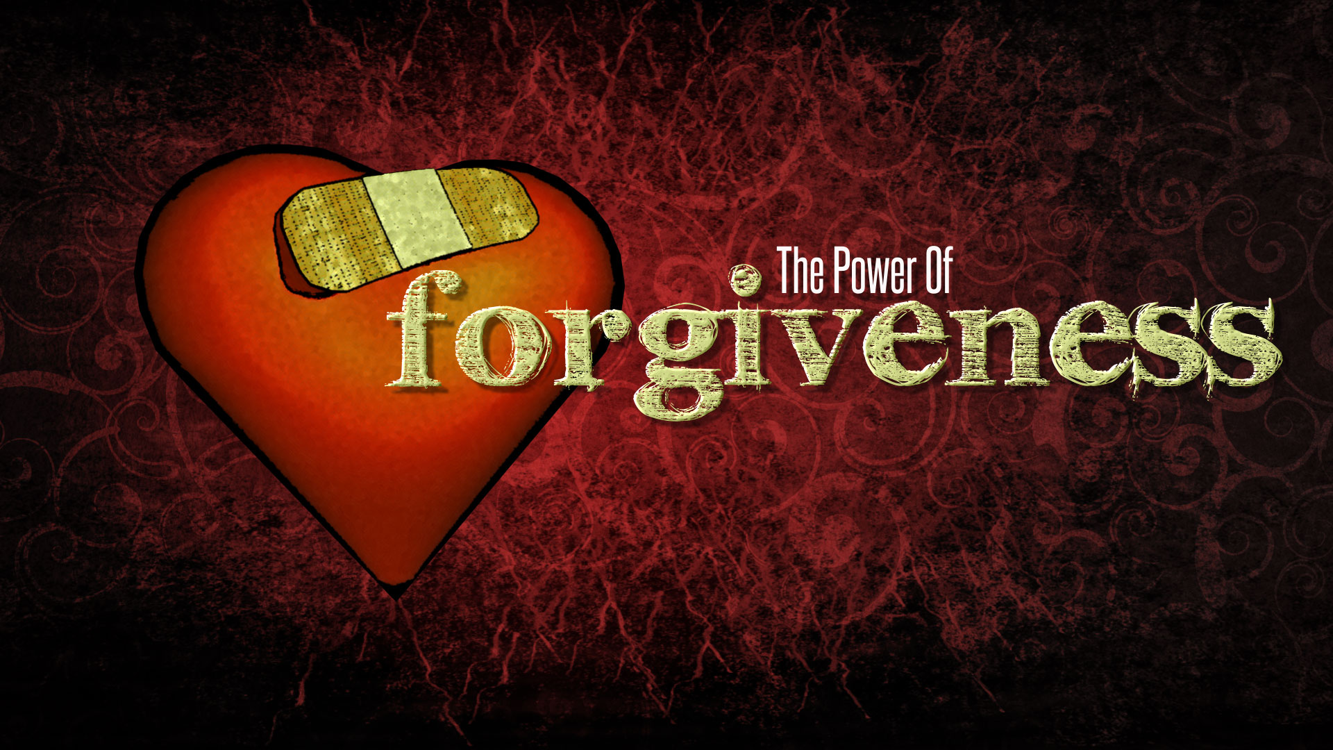 a game of forgiveness Forgiveness requires work but, most importantly, it requires a connection to g-d, the giver of life when you remember that your birth is g-d's way of saying you matter.