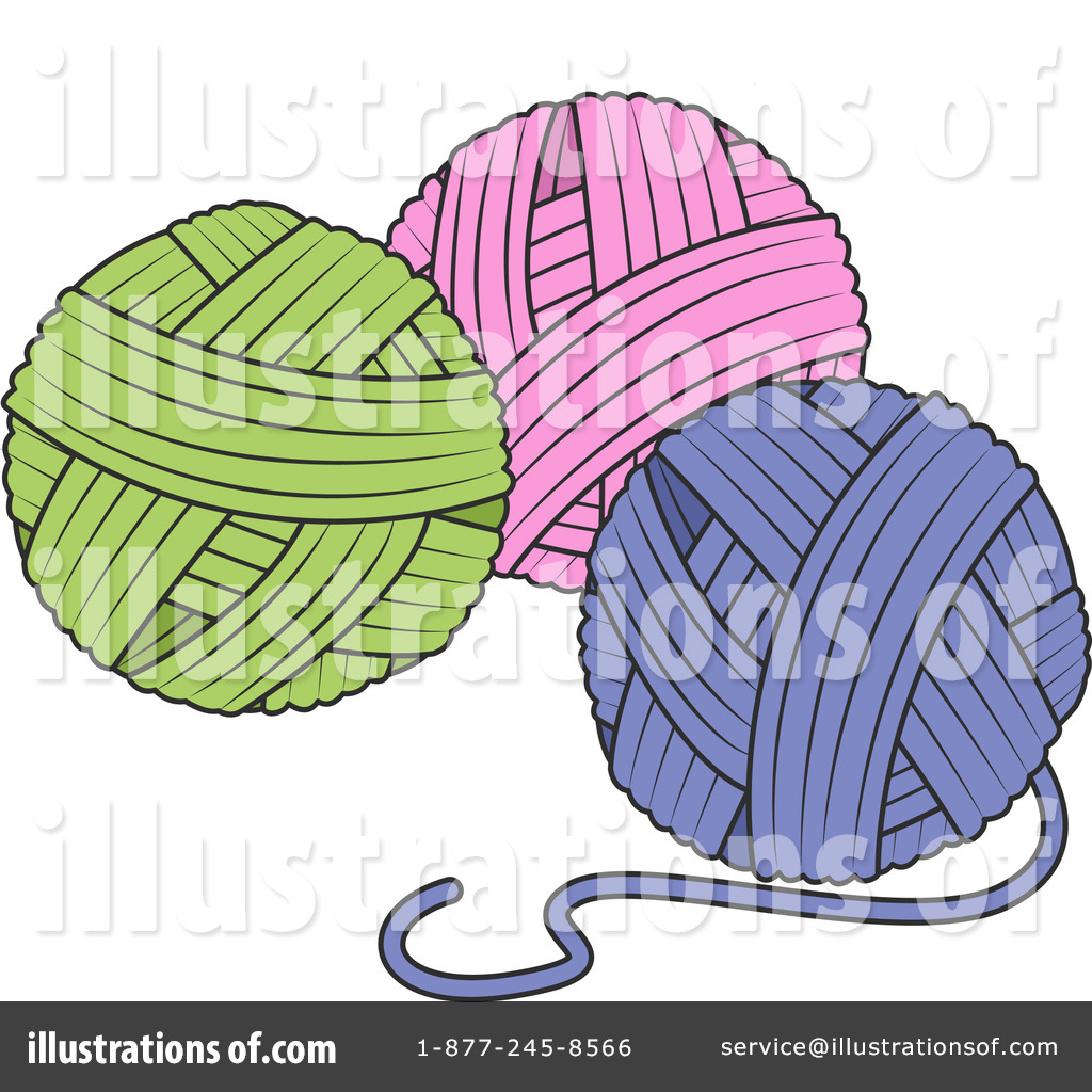 yarn clip art borders - photo #6