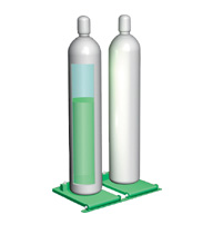 Electronic And Hydraulic Chlorine Gas Cylinder Scale