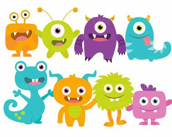Monsters   Pinterest   Monsters Cute Monsters And Little Monsters