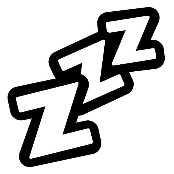 Sleeping Zzz Clipart - Clipart Kid