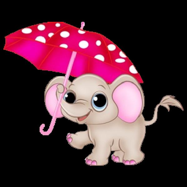 Pin by diana huet on wallpapers | Elephant wallpaper ... |Cartoon Baby Elephant Pink