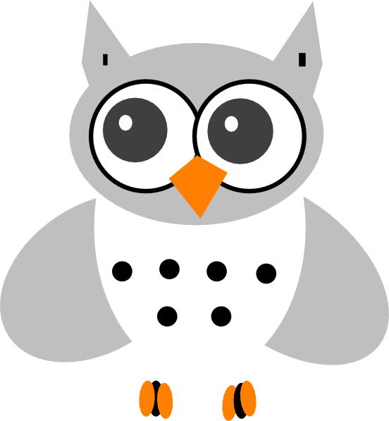 Free Owl Black And White Clipart - Clipart Suggest Baby Owl Black And White